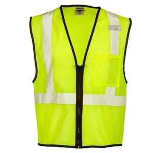 ML Kishigo 2 Set Economy Safety Vest NWT L XL